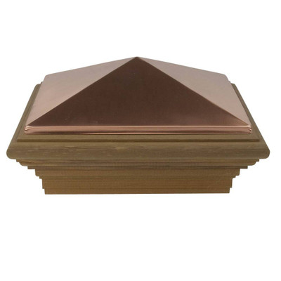 Deckorators Jumbo Victoria Copper