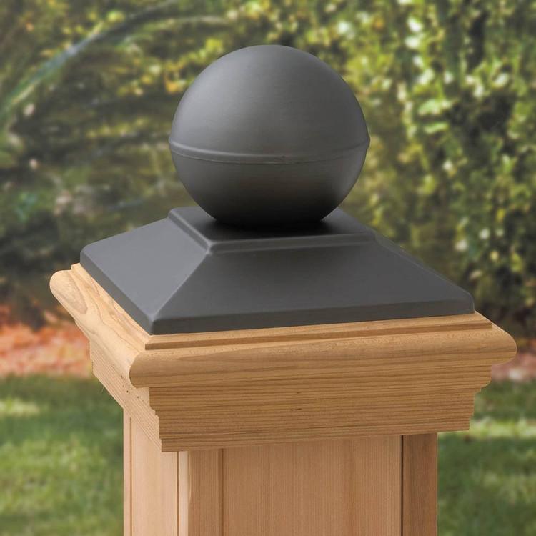 Deckorators Maranacook Ball Top