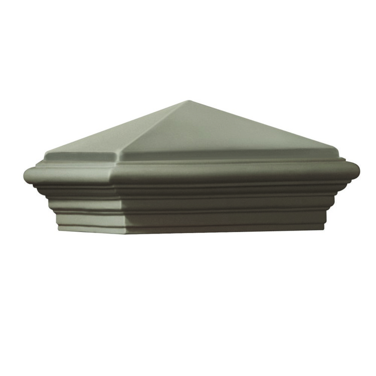 Deckorators Woodland Gray Post