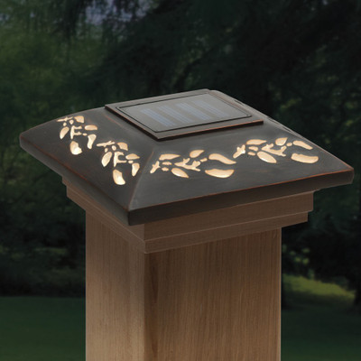 Deckorators 4x4 Designer Solar