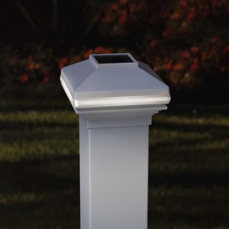 Deckorators 4x4 Solarband Aluminum