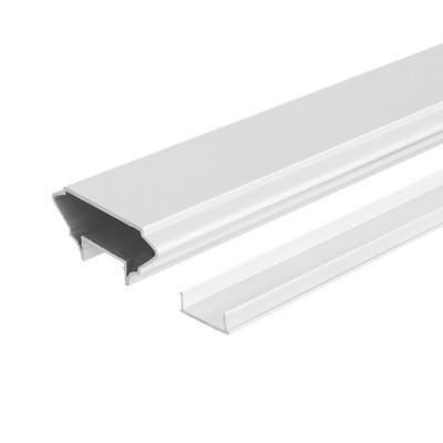 ALX Pro 2x4 Aluminum Cap Rail Kit