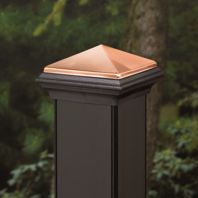 Deckorators CXT 5x5 Bronze Post
