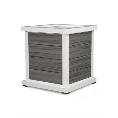 "Trex Furniture Cube 24"" Planter 4"