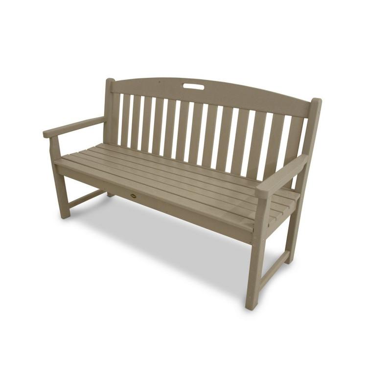 "Trex Furniture Yacht Club 60"" Bench"