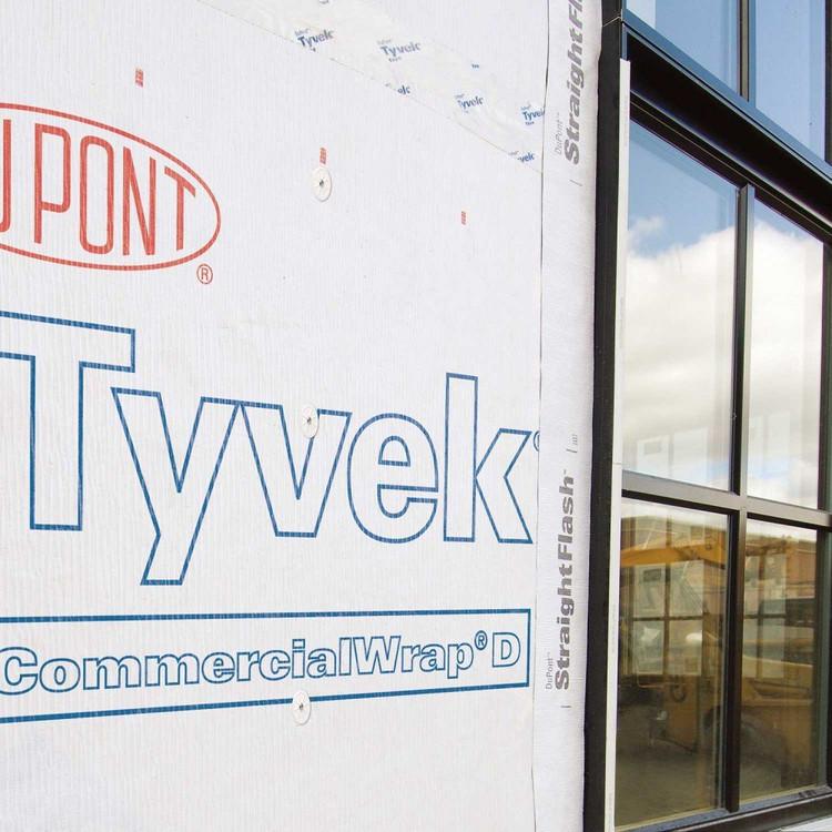 DuPont Tyvek CommercialWrap D 10'