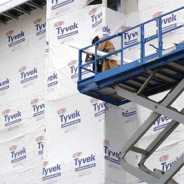 DuPont Tyvek CommercialWrap 10'