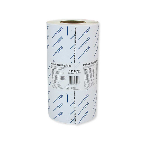"DuPont Tyvek Flashing Tape 12"" 75'"