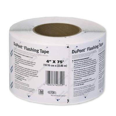 """DuPont Tyvek Flashing Tape 4"""" 75'"""