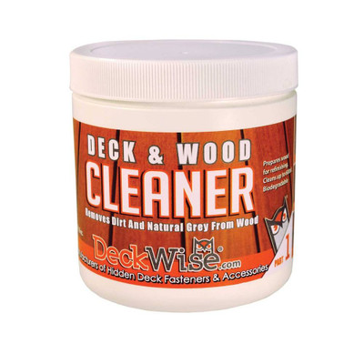 DeckWise Wood and Deck Cleaner