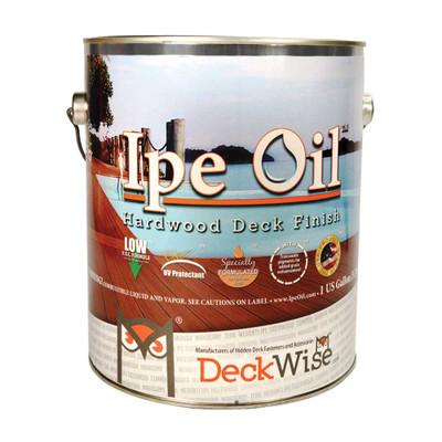 Ipe Oil Hardwood Deck Finish - 1 Gallon