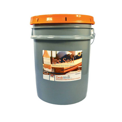 DeckWise Ipe Seal End Grain Sealer