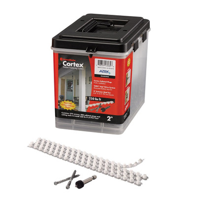 FastenMaster Collated Cortex Azek