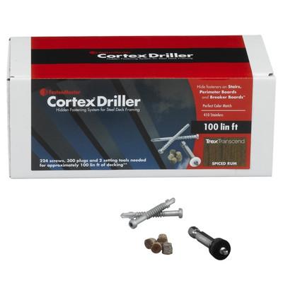 FastenMaster Cortex Driller Trex
