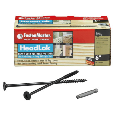 FastenMaster HeadLok Heavy Duty