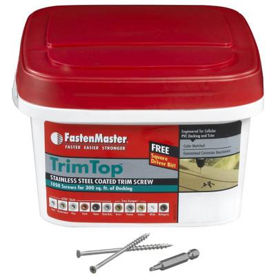FastenMaster TrimTop Stainless