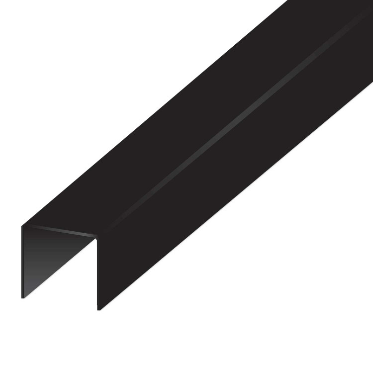 Fortress Flat Accent Top Rail