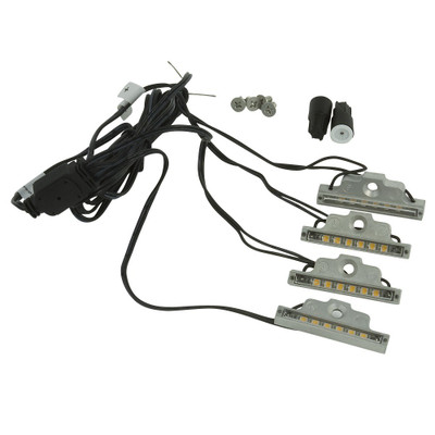 Fortress Accents LED Cap Light Kit