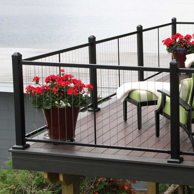 Shop Cable Railing For Decks Diyhomecenter Com