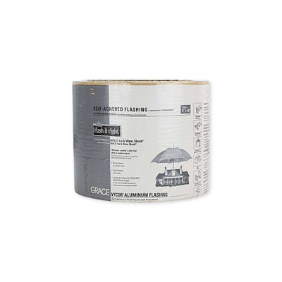 Grace Vycor Aluminum Self-Adhered
