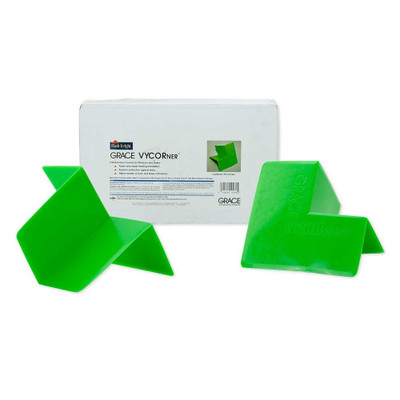 Vycorner Plastic Corners - Box of 50