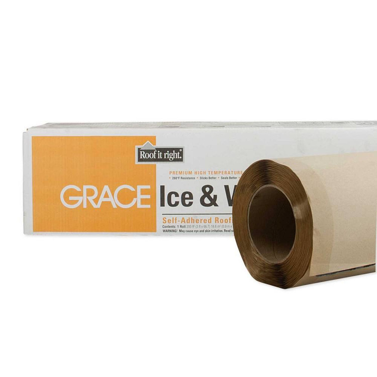 Grace Ice & Water Shield HT
