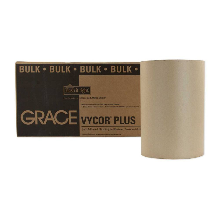 Grace Vycor Plus Self-Adhering