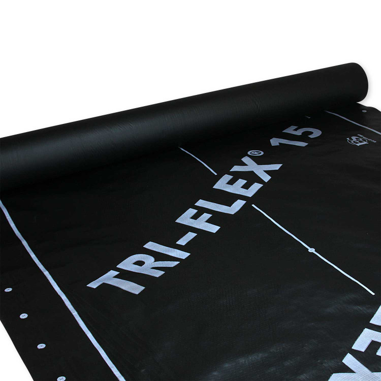 Tri Flex 15 Synthetic Roofing Underlayment 4 X 250