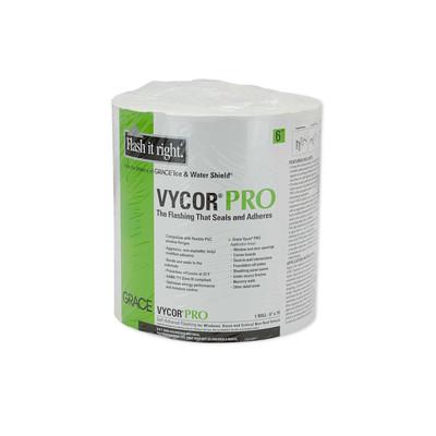 "Grace Vycor Pro Butyl Flashing 6"""
