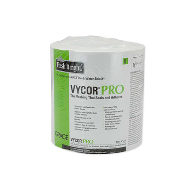 Grace Vycor Pro Butyl Flashing 6""