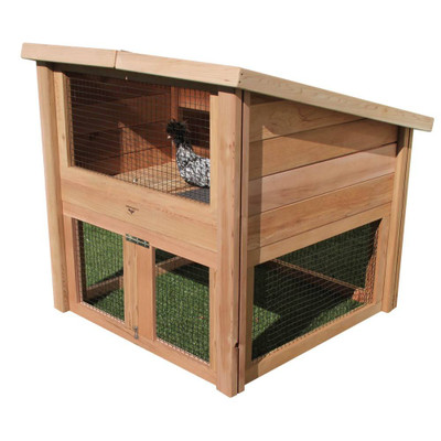 Gronomics Chicken Coop Pet Cottage