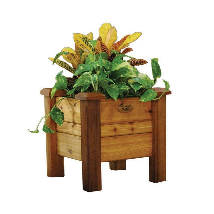 Gronomics Planter Box 18x18x19