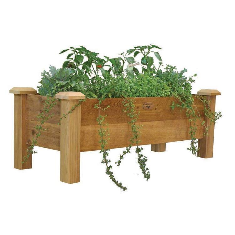 Gronomics Rustic Planter Box