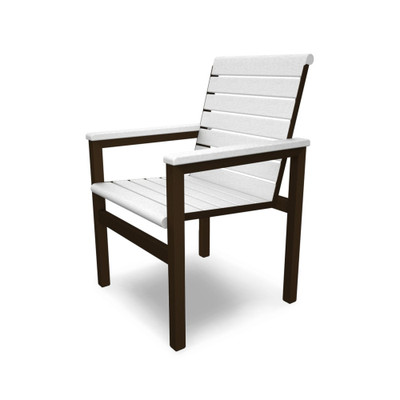 POLYWOOD MOD Dining Arm Chair