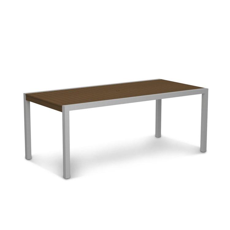 "POLYWOOD MOD 36"" 73"" Dining Table"