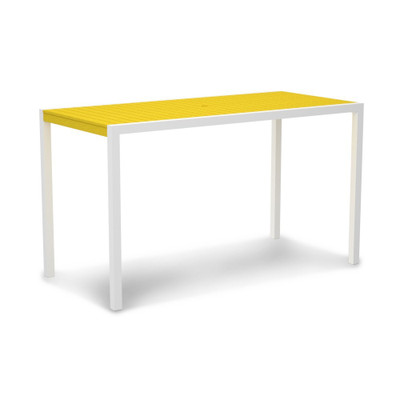 "POLYWOOD MOD 36"" 73"" Bar Table"