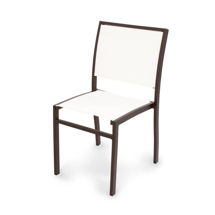 POLYWOOD Bayline Dining Side Chair