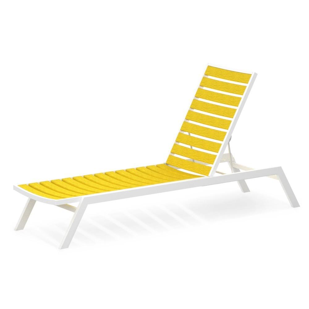 polywood euro chaise