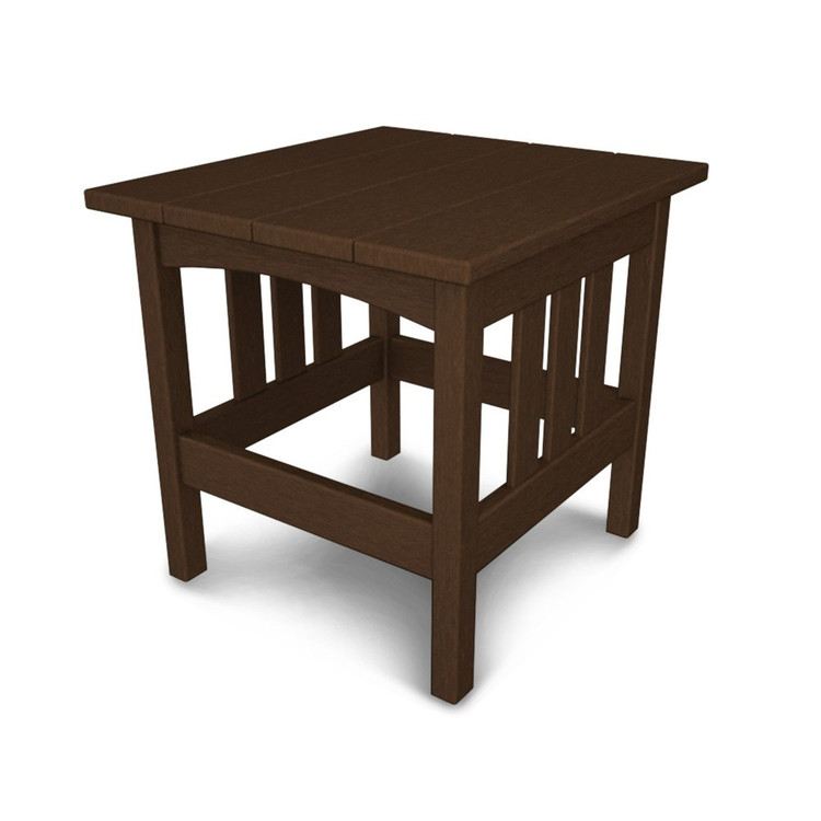 "POLYWOOD Mission 22""x24"" Side Table"