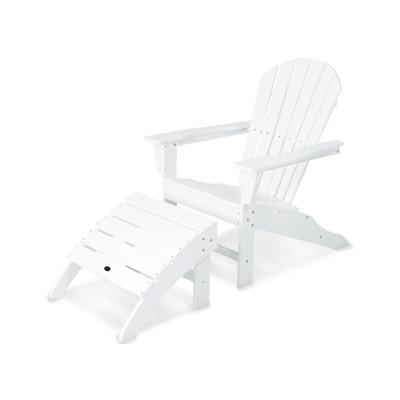 POLYWOOD South Beach White