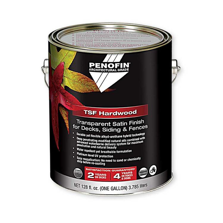 Architectural Grade Hardwood Formula Transparent Satin 1