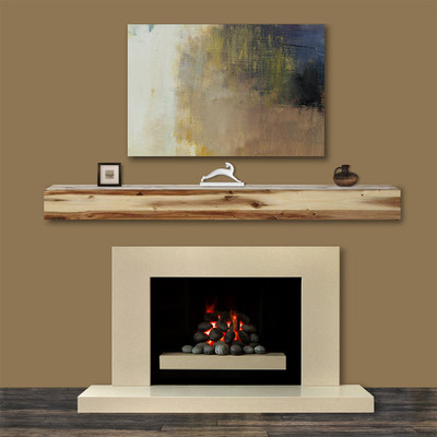Swell Acacia Shelf Or Mantel Shelf Interior Design Ideas Clesiryabchikinfo