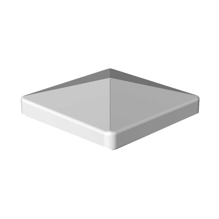 RDI Crossover Flat Post Cap White