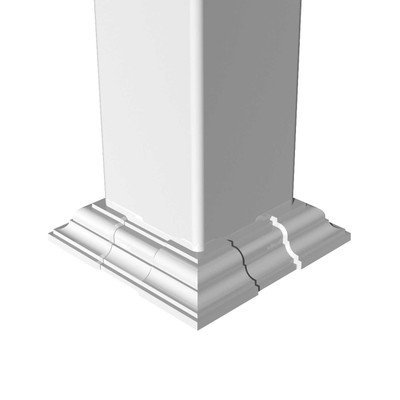 RDI Crossover Adjustable Post Trim