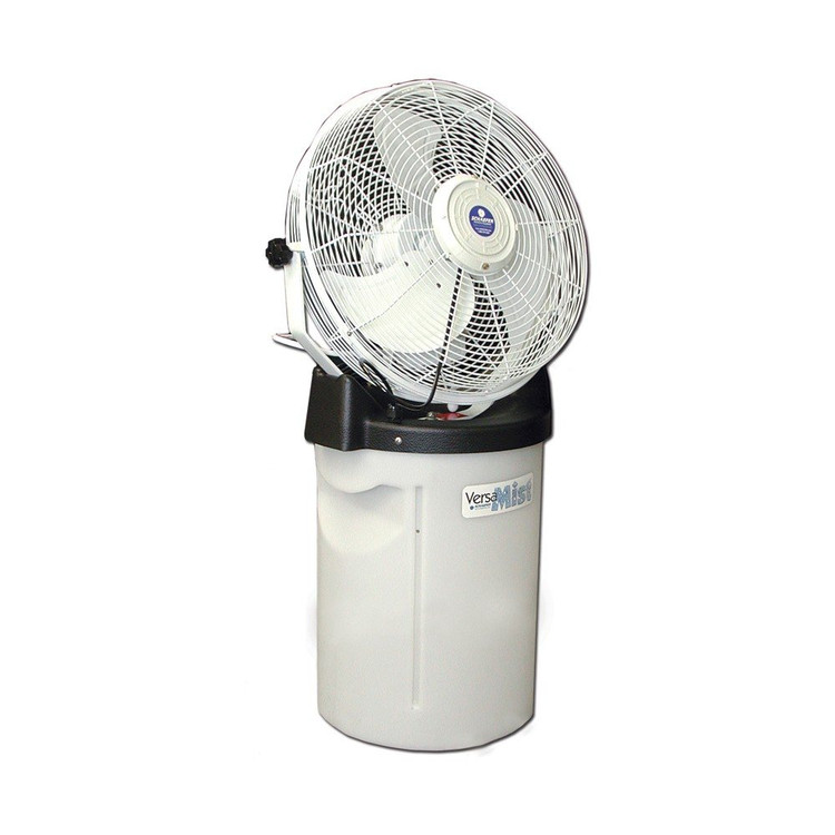 Best Portable Misting Fans With Tank : Versamist portable misting fan and water tank schaefer