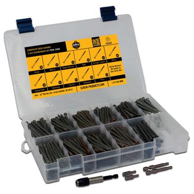 Screw Products C-Deck Composite