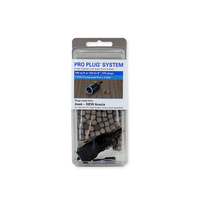 Pro Plugs for Azek Decking - 375 Pack