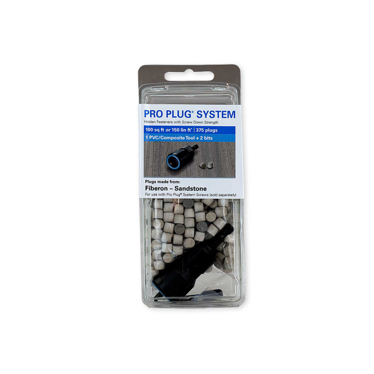 Pro Plugs for Fiberon Decking - 375 Pack