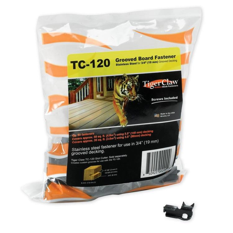 "TigerClaw TC-120 3/4"" Thicker"