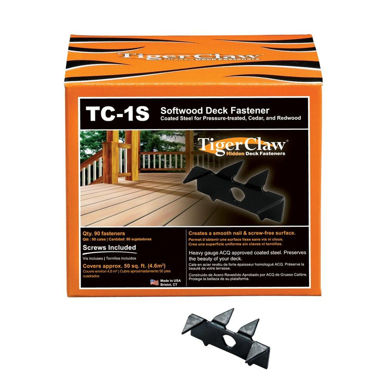 TigerClaw Tiger Claw TC-1S